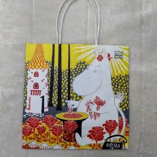 アラビア(ARABIA)のARABIA ムーミンショップ袋(ショップ袋)
