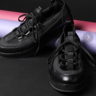 ハレ(HARE)のHARE 革靴  スニーカー  厚底 26.5   27(ドレス/ビジネス)