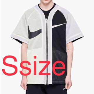 ナイキ(NIKE)のNIKE LAB 限定 国内未発売 baseball top Ssize(Tシャツ/カットソー(半袖/袖なし))