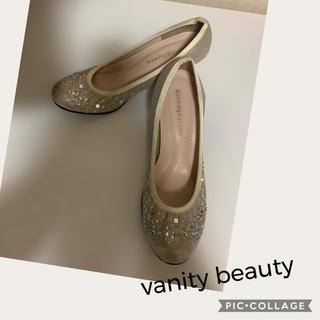 バニティービューティー(vanitybeauty)のvanity beauty  ♡ キラキラパンプス(ハイヒール/パンプス)
