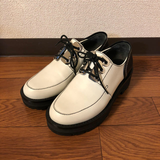 スリーワンフィリップリム(3.1 Phillip Lim)の3.1 phillip lim レースアップシューズ(ローファー/革靴)