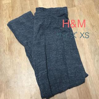 エイチアンドエム(H&M)のレギンス レディース XS (レギンス/スパッツ)