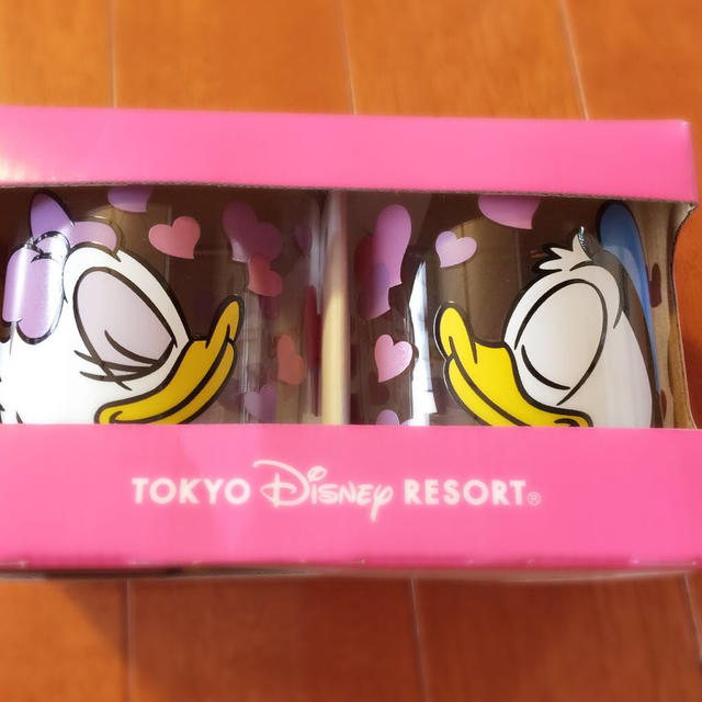 Disney(ディズニー)のディズニーコップ インテリア/住まい/日用品のキッチン/食器(グラス/カップ)の商品写真