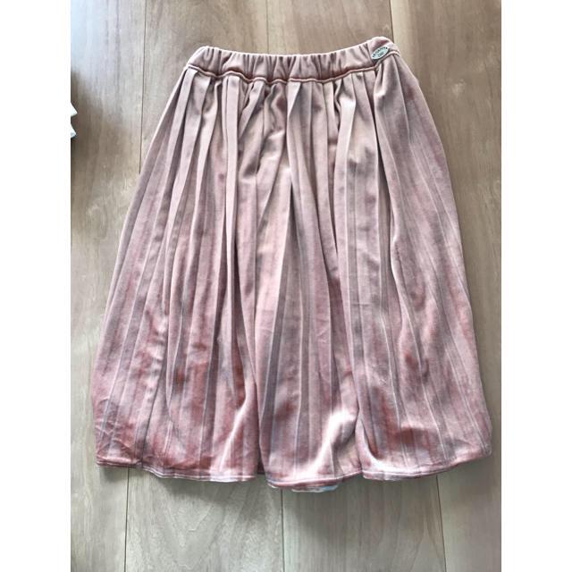 BREEZE(ブリーズ)のブリーズ  女児スカート  110 美品 キッズ/ベビー/マタニティのキッズ服 女の子用(90cm~)(スカート)の商品写真