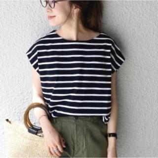 シップスフォーウィメン(SHIPS for women)のSHIPS for women  ボーダーショートスリーブ(Tシャツ(半袖/袖なし))