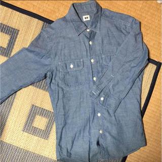 ユニクロ(UNIQLO)のユニクロ デニムシャツ(シャツ)