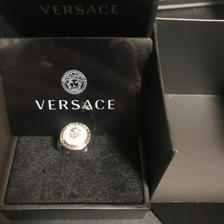 ヴェルサーチ(VERSACE)のversace ピンキーリング 9号(リング(指輪))