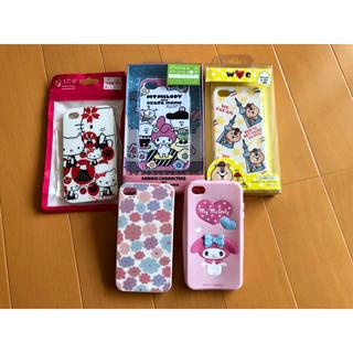 サンリオ(サンリオ)のiPhone 4s カバー(モバイルケース/カバー)