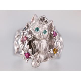 天然宝石デザイン指輪(リング(指輪))