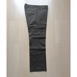エディフィス(EDIFICE)のEDIFICE コットン カーゴ パンツ サイズ 44(ワークパンツ/カーゴパンツ)