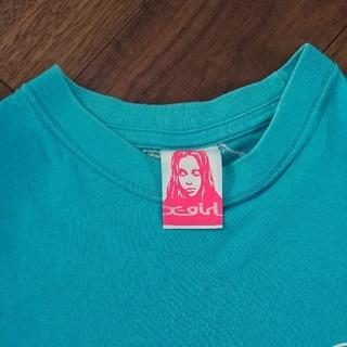 エックスガール(X-girl)のx-girl Tシャツ レディース(Tシャツ(半袖/袖なし))