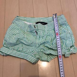 ラルフローレン(Ralph Lauren)のラルフローレン 白緑 パンツ 3/3T(その他)
