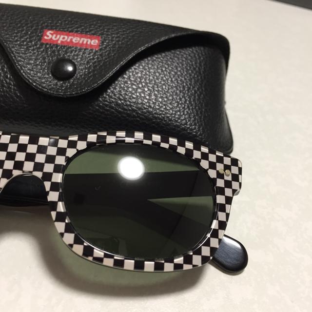 Supreme(シュプリーム)のken様専用 supreme サングラス メンズのファッション小物(サングラス/メガネ)の商品写真