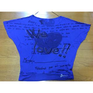 デシグアル(DESIGUAL)のDesigualのTシャツ カットソー デシグアル(Tシャツ(半袖/袖なし))