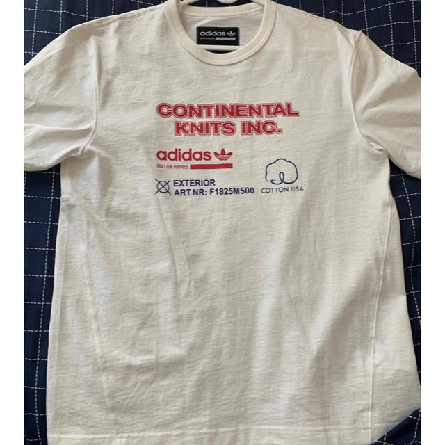 adidas(アディダス)のadidas tシャツ M kaval tee メンズのトップス(Tシャツ/カットソー(半袖/袖なし))の商品写真