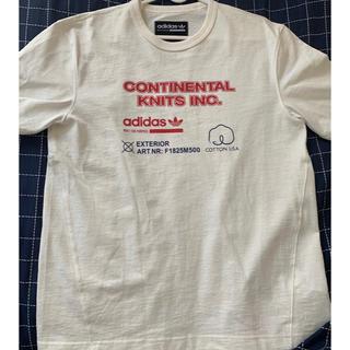アディダス(adidas)のadidas tシャツ M kaval tee(Tシャツ/カットソー(半袖/袖なし))