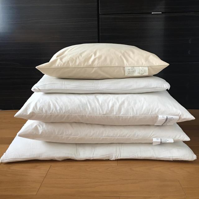 IKEA(イケア)のクッション5枚 インテリア/住まい/日用品のインテリア小物(クッション)の商品写真
