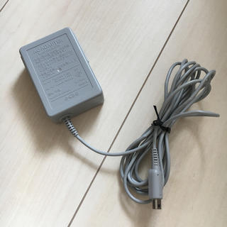 ニンテンドー3DS(ニンテンドー3DS)の3DS ACアダプター 純正充電器 (バッテリー/充電器)