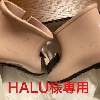 メリッサ(melissa)のHALU様専用(長靴/レインシューズ)