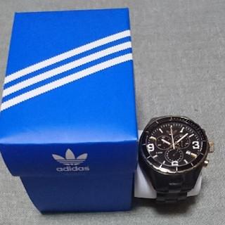アディダス(adidas)の稼働中 アディダス ケンブリッジ センタークロノグラフ 腕時計(腕時計(アナログ))