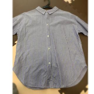 ブリスポイント(BLISS POINT)のブリスポイント ストライプ2wayシャツ(シャツ/ブラウス(長袖/七分))