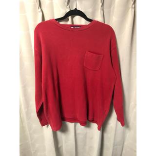 ラルフローレン(Ralph Lauren)のCHAPS RALPH LAUREN チャップスラルフローレン 長袖Tシャツ (Tシャツ/カットソー(七分/長袖))