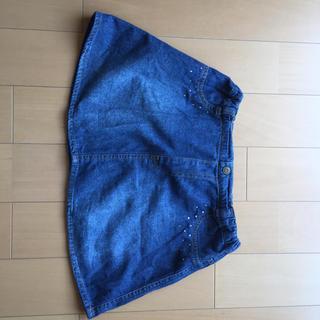 ジーユー(GU)のキッズスカート(スカート)