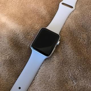 アップルウォッチ(Apple Watch)のApple Watch(Series3) GPSモデル 42mm(その他)