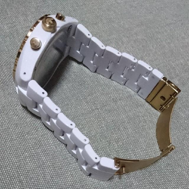 adidas(アディダス)の稼働中 アディダス ケンブリッジ センタークロノグラフ 腕時計 メンズの時計(腕時計(アナログ))の商品写真