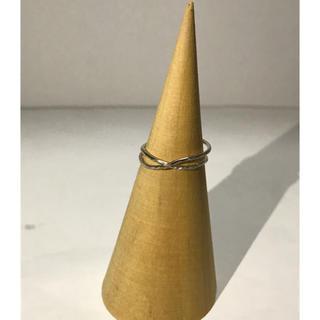 真鍮リング(リング(指輪))