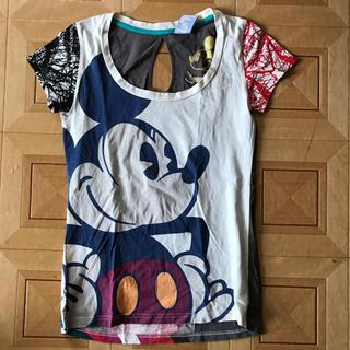 デシグアル(DESIGUAL)のデジカル ディズニーコラボ Tシャツ M(Tシャツ(半袖/袖なし))