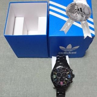 アディダス(adidas)の稼働中 アディダス ケンブリッジ センタークロノグラフ腕時計(腕時計(アナログ))