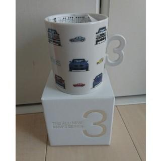 ビーエムダブリュー(BMW)の☆未使用 BMW 3 シリーズ マグカップ☆(グラス/カップ)