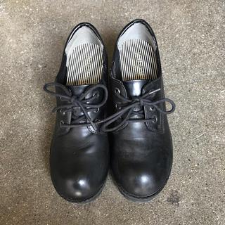 ヌォーボ(Nuovo)のヌォーボ 厚底ローファー Mサイズ(ローファー/革靴)
