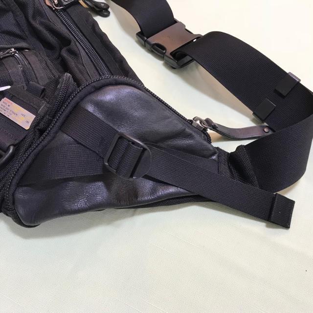TOUGH(タフ)のウエストポーチ【TOUGH】 メンズのバッグ(ウエストポーチ)の商品写真
