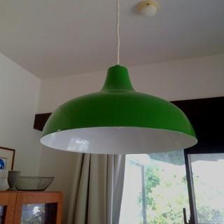 イデー(IDEE)のIDEE イデー クルランプ ライト グリーン ピスタチオ ペンダント 照明(天井照明)