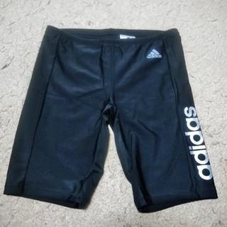 アディダス(adidas)のアディダス 160  水着 新品 黒 (水着)
