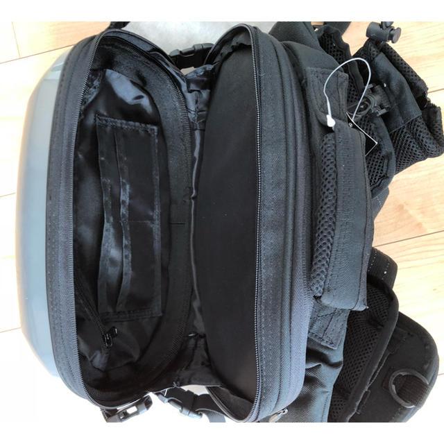 ホンダ(ホンダ)のHONDA バイク プロテクトウエストバッグ 自動車/バイクのバイク(装備/装具)の商品写真