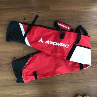アトミック(ATOMIC)のオフシーズンの保管に!atomic アトミック★スキーケース(その他)