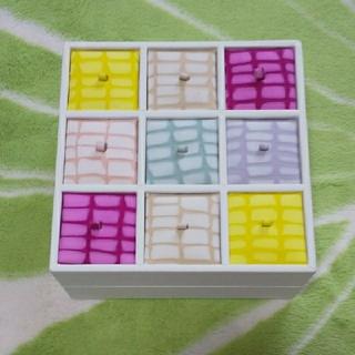 ミキモト(MIKIMOTO)のミキモト ジュエリーボックス 宝石箱 小物入れ ジュエリー BOX(小物入れ)
