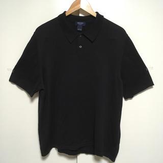 ブルックスブラザース(Brooks Brothers)の90's brooks brothers ブルックスブラザーズ ポロブラック L(ポロシャツ)