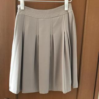 膝上 スカート(ひざ丈スカート)