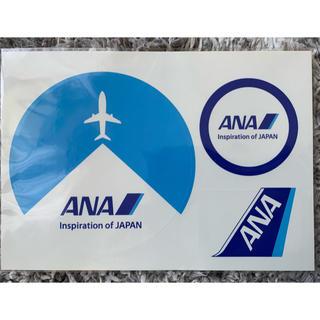 エーエヌエー(ゼンニッポンクウユ)(ANA(全日本空輸))のANA 全日本空輸 オリジナルシール(その他)