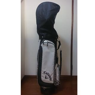 キャロウェイゴルフ(Callaway Golf)のキャロウェイ ソレイル レディース8本セット 2016モデル ブラック(クラブ)