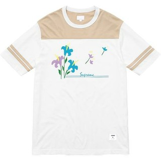 シュプリーム(Supreme)のsupreme flower football top(Tシャツ/カットソー(半袖/袖なし))
