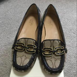 コーチ(COACH)のコーチ靴(ハイヒール/パンプス)