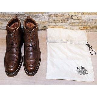 90a84b3fe878 コーチ(COACH) ブーツ(メンズ)の通販 16点 | コーチのメンズを買うならラクマ