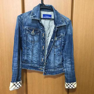 バーバリー(BURBERRY)の Burberry jeans jacket (デニム/ジーンズ)