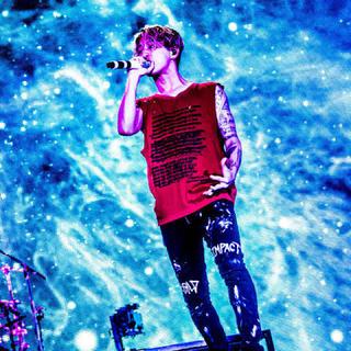ワンオクロック(ONE OK ROCK)のワンオクTAKA着用 Tシャツ(Tシャツ/カットソー(半袖/袖なし))