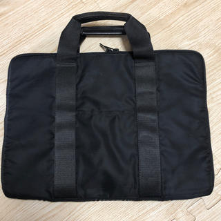 ムジルシリョウヒン(MUJI (無印良品))の無印良品 ノートパソコンバッグ(ビジネスバッグ)